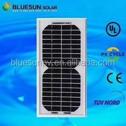 High efficiency 5W--320W Grade A soalr panel factory low price solar module kit