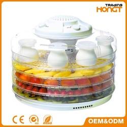350W mini electric food dehydrator machine Fruit dryer fruit drying
