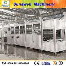 FK-2 Sunswell 5 gallon bottle water production line steam sealer