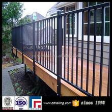 manufacturer galvanized steel fence, galvanized steel fence post cap, steel tube fence panels