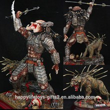 film caldo Alien vs Predator resina statua