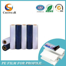 Adhesive Protection Film for Window and Door Profiles