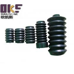 Dirt Pit Bike Front suspension shocks customized Rubber dust cover protector