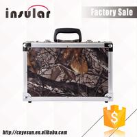 Professional & Fashional Camouflage Aluminum Gun Case