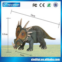Wholesale soft plastic battery operated dinosaur toy