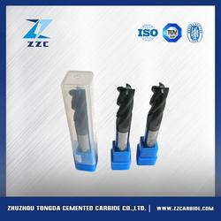 New design c-4lc carbide end mill