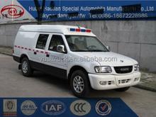 ho sale bulletproof army used armored truck cash carrier van cargo