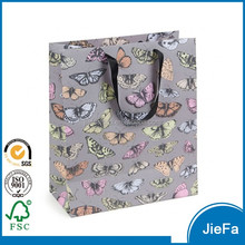 2015 High Quality Wholesale Fashion Chinese New Year Paper Bag