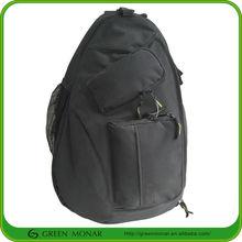 Single One Shoulder Strap Backpack Triangle Sling Bag for Outdoor Travel Hiking