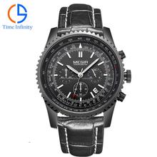 Factory direct fashion watch latest watch model Pilot watch