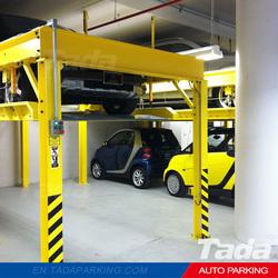 PJS car parking equipment/4 post mechanical car parking systems