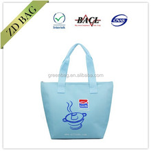 thermal insulated food delivery cooler lunch bag