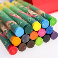 Multi Color Non-toxic crayons and pastels mix