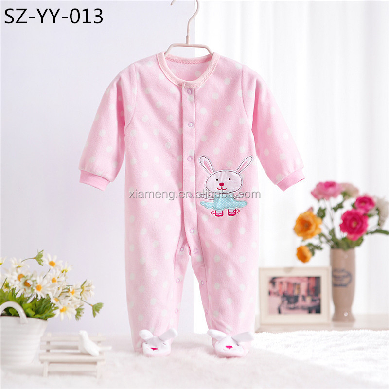 Organic Cotton Baby Rompers Wholesale Baby Clothes