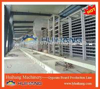 Gypsum board making machine /gypsum board production line