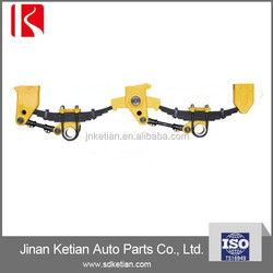 Trailer Parts Mechanical Suspension With ISO Certification