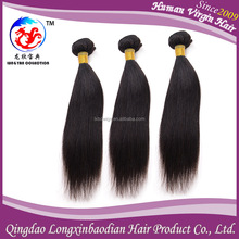 High Grade Unprocessed Hair Natural Color Straight Cuticle Remy Malaysian Remi Hot Popular 100% Humn Hair Weaving