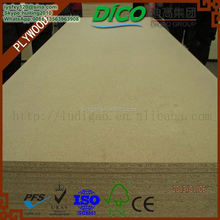 Chinese E2 Glue Cement bonded Particle Board
