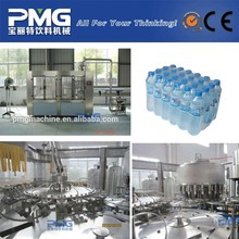 8000BPH Capacity hot sale automatic water filling and sealing machine for 500ml bottle