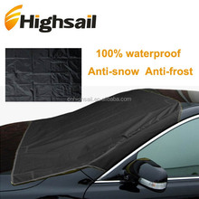 Car Snow Protect Cover Magnet Windshield Ice Sun Frost Protector Tarp Truck Flap