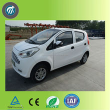 four wheel electric vehicle for sale / electric car whole metal body of high speed / mid motor vehicle