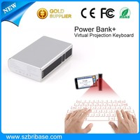 Portable Mini Wireless Bluetooth Virtual Laser Keyboard For Iphone Computer Tablet Projection Keyboard