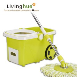 Livinghue 360 rotating mop magic mop easy mop online shopping India