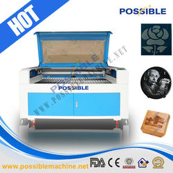 Alibaba china supplier Possible Lowest price Co2 laser engraving machine baseball bat