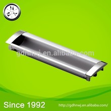 ISO 9001 Factory high quality aluminum small antique handle small zinc-alloy bookcase handle