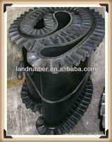 Corrugated Sidewall Conveyor Belt Clapboard side Conveyor Belt Clapboard siding Conveyor Belt