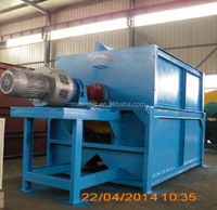 Supply high intensity permanent magnetic separator with conveyor belt