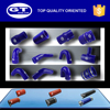 high performance automobile silicone air brake hose for automobile/ large range of sizes