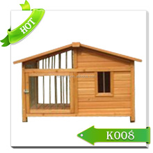 Factory best selling wooden dog kennel pet house