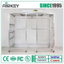 110V data recovery cleanroom modular clean room for USA