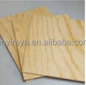 CE FSC CARB 4x8 Pine Plywood Sheet Materials - Pine Wood Plank Price