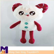 Factory High quality handmade stuffed plush toy sheep