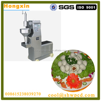 High quality fish meat ball forming making machine