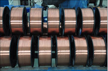 carbon dioxide gas shielded welding wire