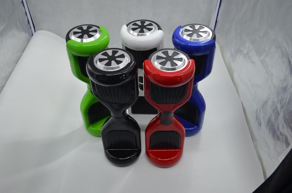 2015 haute qualité vente Chaude 6.5 pouces électrique planche à roulettes