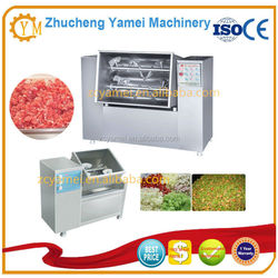 Meat stuffing mixer for sale/ beef and vegetables mixing machine
