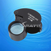 CE Approved 40x25mm Folding LED Jewelry Loupe,Jeweler's Loupe