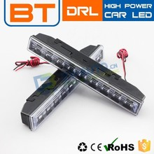 Easy Installation Led Daytime Running Light Installation Led Drl Round Lamp Led Daytime Running Lights