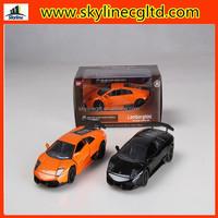 high quality 1:32 die cast model car pull back car static alloy mini car toy