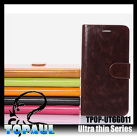 new arrival mobile phone case for lenovo s820t with card hole
