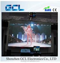 Small spacing p3.91mm Stage elegant backdrop LED Display