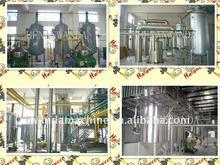 2014 new condition mini crude sunflower oil refinery for sale