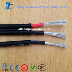 XLPE Jacket and Solar Panel Application 6mm2 PV1-F solar cable