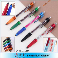 new arrival promotional banner iphone touch ball pen