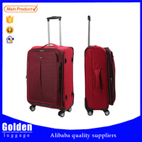 hot sell worldwide quality supplier luggage bag cheap price cabin size luggage, carry on boarding luggage