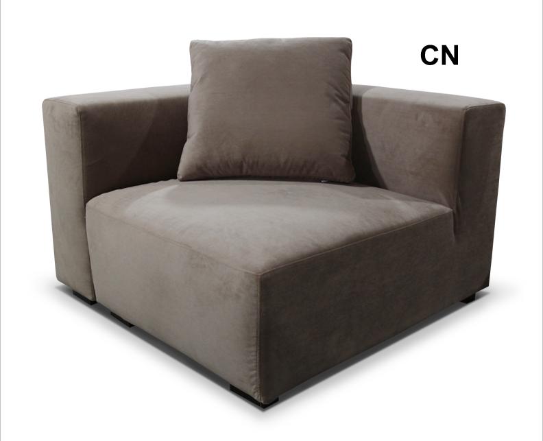 Confortable tissu salon canap ensemble conception de sofa sectionnel id de - Canape le plus confortable ...